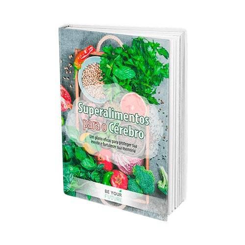 E-book Superalimentos para o Cérebro