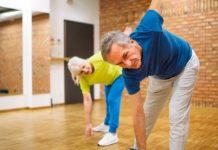 casal fazendo exercicios Atividade física para Diabéticoscasal fazendo exercicios Atividade física para Diabéticos