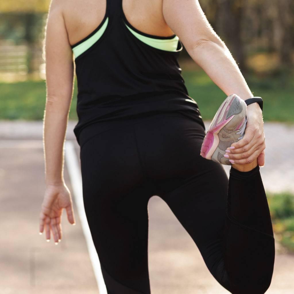 Alongar-se pode trazer alívio até imediato da dor nas juntas.