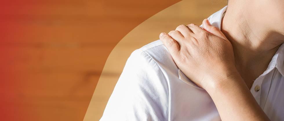 A dor no ombro acabou! Conheça a técnica milenar para alívio e cura.