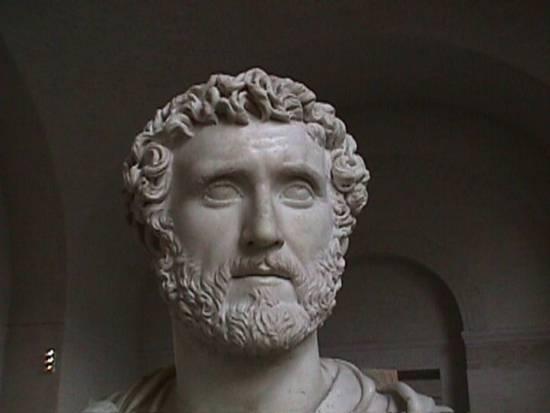 imperador Antonino viciado em opióides