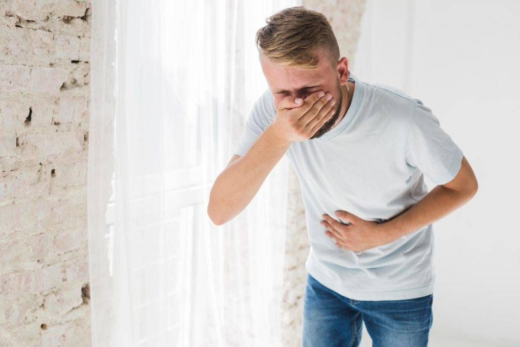 vomito-efeito-colateral-metformina