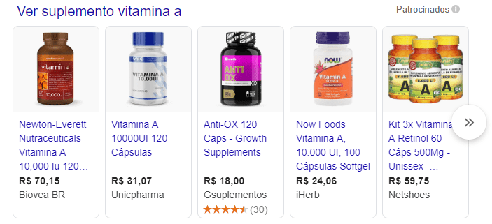 ND- vitamina a e diabetes