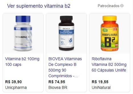 ND - vitamina b2 e diabetes