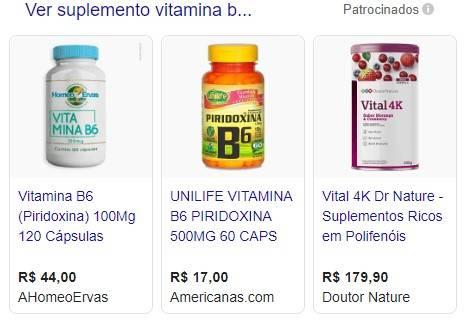 ND - vitamina b6 e diabetes