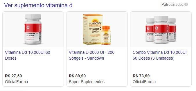 ND - vitamina D e diabetes
